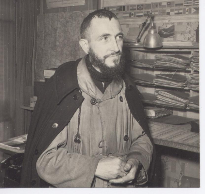Biographie de l'abbé Pierre | Centre abbé Pierre Emmaüs - Esteville