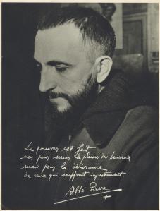 L'abbé Pierre dans la Résistance