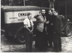 Mouvement Emmaüs 1954.