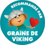 Macaron Graine de Viking